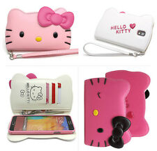 [CA]Hello Kitty Phone Case iPhone 6/6s, 6/6s Plus Wallet Cover Korea 3Colors