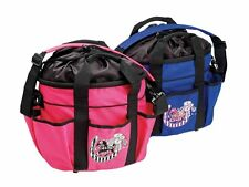 Cottage Craft Small Tote Bag Horse Grooming Bag Navy or Pink