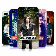 OFFICIAL ONE DIRECTION 1D HARRY PHOTO FILTER HARD BACK CASE FOR APPLE iPHONE 4S
