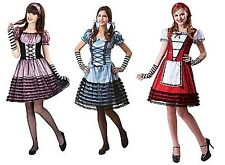 NWT SEXY WICKED WOMENS HALLOWEEN COSTUME - DOROTHY - GRETEL - LITTLE BO PEEP