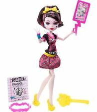 Draculaura Doll  - RARE Monster High Freaky Fusion Save Frankie