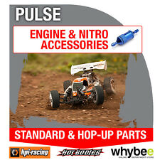 HPI PULSE 4.6 BUGGY [All Engine Parts] Genuine HPi R/C Standard & Hop-Up Parts!