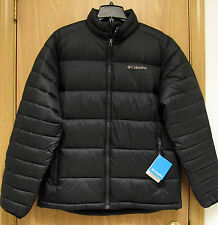 NEW Columbia Frost Fighter Insulated Mens Winter Jacket Parka M, L, XL, XX Black