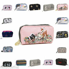 LeSportsac Rectangular Cosmetic Bag Disney/Snoopy + Assorted Colors/Patterns NWT