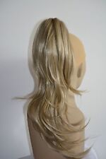 Synthetic hair Claw Clip Ponytail Hair Piece Extension
