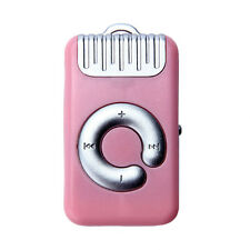 Mini Metal Clip USB MP3 Player Support 32G Micro SD TF Card Music Media Players