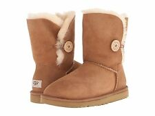 Women's Shoes UGG Australia Bailey Button Boots 5803 Chestnut *New*