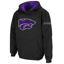 Youth NCAA Kansas State Wildcats Pull-over Hoodie [40200B]
