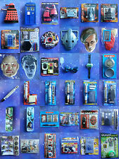 DOCTOR WHO FIGURES GIFTS BIRTHDAY PARTY BAGS GAMES STATIONERY TOYS DRESSING UP