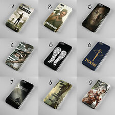 The Walking Dead Zombies teléfono Funda Protectora Iphone 4 4s 5 5s 5c 6 Samsung S3 S4 S6