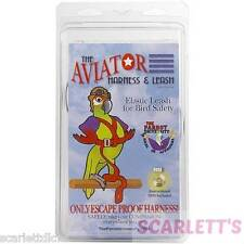 Aviator Parrot Harness Small