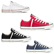 New All Stars Mens Trainer Chuck Taylor Classic Canvas Low Tops Sneaker OX Shoes