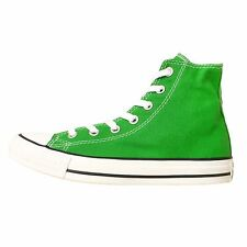 Converse Chuck Taylor All Star Green White Unisex Classic Plimsoll Shoes 142369C