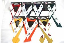 womens pony tail holder ribbon ladies NFL officially licensed