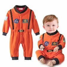 Baby Boy Girl Astronaut Spaceman Halloween Party Costume Outfit Clothes 3-18M