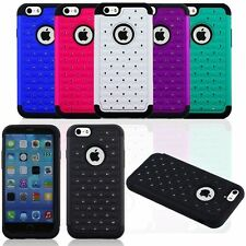 """CRYSTAL RHINESTONE DIAMOND BLING CASE COVER FOR IPHONE 6S 4.7""""  WITH FREE FILM"""