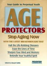AGE PROCTECTORS: THE ULTIMATE ANTI-AGING GUIDE, EDWARD BEECHER CLAFLIN, Used; Ve