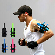 Adjustable Sport Running Gym Armband Case Holder Cover For iPhone Samsung