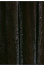 Recycled Mink Fur Lining dark brown Sew on Service