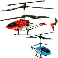 DH829 3.5CH Channel Mini Gyro Metal RC Helicopter Radio Remote Control Aircraft