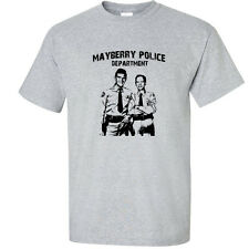 The Andy Griffith Show T Shirt Mayberry Police T-Shirt Andy BarneyTee