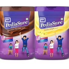 Abbott PediaSure Vanilla,Chocolate Flavour Complete Balanced free shipping -