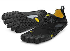 VIBRAM Fivefingers Spyridon MR Men's Vibram Shoe Black/Grey NEW