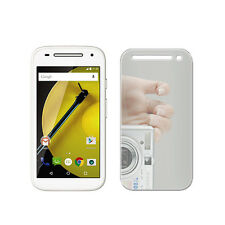 Mirror LCD Screen Protector Film Guard Cover For Motorola Moto E2 2nd Gen 4G LTE