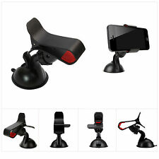 Universal 360° Car Windscreen Suction Mount Holder Cradle Stand for Phone GPS