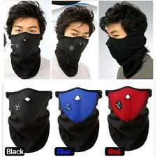 Cool Unisex Men Ski Snowboard Motorcycle Bike Winter Sport Face Mask Neck Warmer