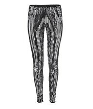 NWT Maison Martin Margiela For H&M Mirror Ball Leggings 4 6 10 12 34 36 40 42