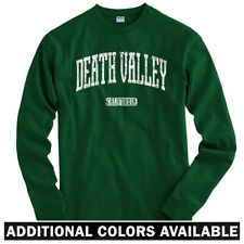 Death Valley Long Sleeve T-shirt LS - National Park California USA - Men / Youth