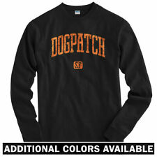 Dogpatch San Francisco Long Sleeve T-shirt LS - Giants 49ers Cali - Men / Youth