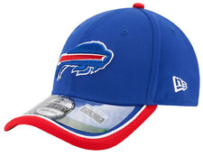 NFL Buffalo Bills New Era 39THIRTY FLEX Adult Sideline Stretch-Fit Cap