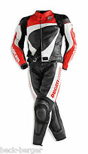 DUCATI Dainese Corse ´ 12 Leather Suit Estate 2 parts Leather Suit NEW