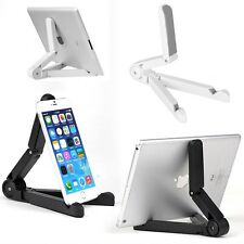 Universal Folding Desk Holder Mount Stand For Samsung Tablet iPad Kindle Google