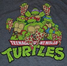 TMNT Teenage Mutant Ninja Turtles Group Officially Licensed T-Shirt Adult Tee