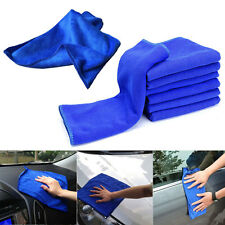2x 5x 10x Microfiber Towel Kitchen Wash Auto Car Home Cleaning Wash Clean Cloth