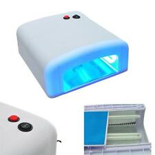 36W Nail Art UV Lamp Light Dryer Salon Gel Curing Tube