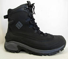 NEW Columbia Bugaboot Insulated Waterproof Mens Winter Boots 8.5, 9 Black