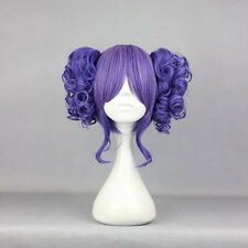 """Cosplay Lolita Short Cosplay Wig Party Wig Synthetic Hair 35cm/13.8"""" 6 Colors"""