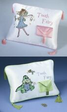 Girl or Boy Tooth Fairy Pillow with Tooth Pouch Keepsake Gift