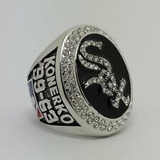 Chicago White Sox 2005 World Series Championship ring KONERKO Size 9-14 Solid