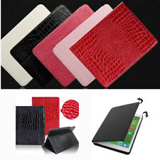 Folio Patterns Luxury Leather Smart Case Cover Stand for ipad 2/3/4 Air/2 mini