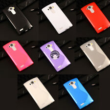 TPU Silicone Case For LG G4 Beat G4s LG H735 - S Line Soft Gel Skin Cover Shell