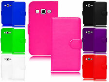 New Magnetic Wallet Flip Leather Pu Case Cover For Samsung Galaxy Express 2