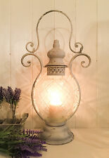 New Medium Vintage Lantern Holder Candle Style Garden Antique French Moroccan
