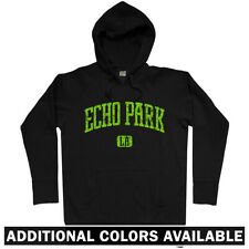Echo Park Los Angeles Hoodie - CA California Lakers Dodgers Central - Men S-3XL