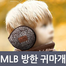 MLB Genuine Earmuff Winter Ear Muff Wrap Band Warmer Grip Earlap Earflap X-mas