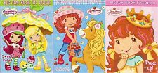 Strawberry Shortcake Coloring Activity Book 1ct Party Favor Game Prize Gift